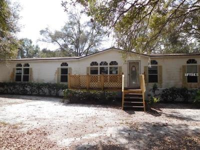 Marion County Mobile/Manufactured For Sale: 17090 173rd Terrace Road