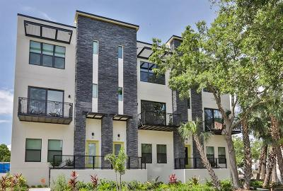 Tampa Townhouse For Sale: 4810 W McElroy Avenue #32
