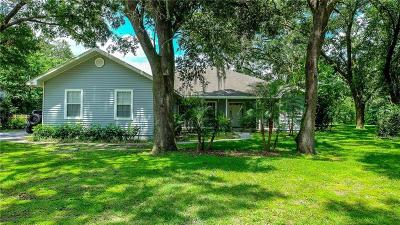 Plant City Single Family Home For Sale: 3326 Sam Allen Oaks Circle