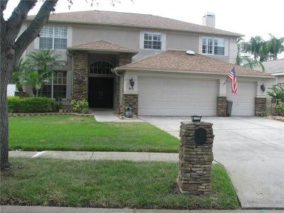 Oldsmar Single Family Home For Sale: 883 Inverry Drive