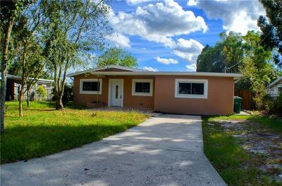 Tampa Single Family Home For Sale: 2310 W Mary Glenn Drive
