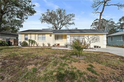 Tampa Single Family Home For Sale: 4916 Wishart Boulevard