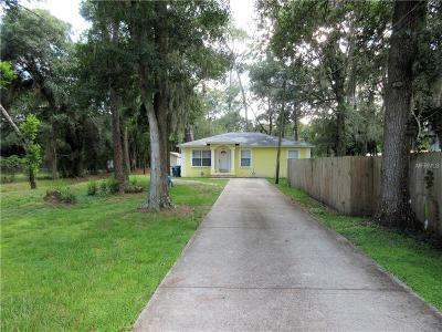 Tampa Single Family Home For Sale: 10412 N 50th Street