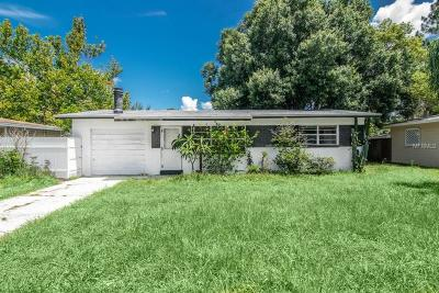 Tampa FL Single Family Home For Sale: $179,900