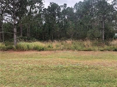 Wesley Chapel Residential Lots & Land For Sale: 27242 Elkwood Circle