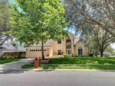 Oviedo Single Family Home For Sale: 800 Manchester Avenue