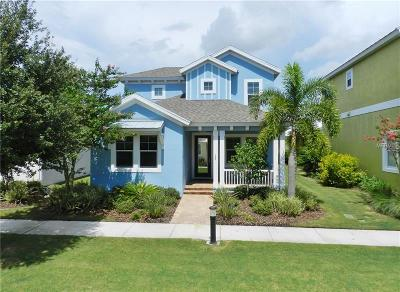 Apollo Beach Single Family Home For Sale: 505 Winterside Drive