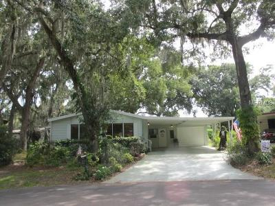 Riverview Mobile/Manufactured For Sale: 10133 Shadow Oaks Circle