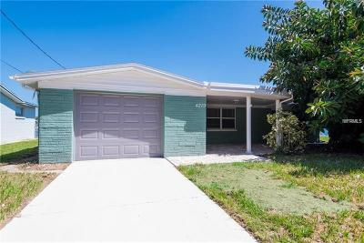 Holiday Single Family Home For Sale: 4219 Baden Drive