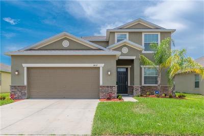 Ruskin Single Family Home For Sale: 2437 Dakota Rock Drive