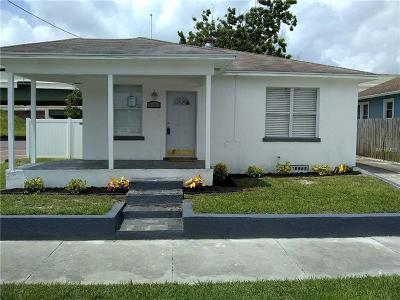 Tampa Single Family Home For Sale: 2339 W La Salle Street