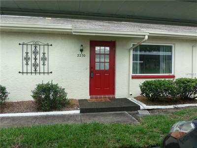 Hernando County, Hillsborough County, Pasco County, Pinellas County Rental For Rent: 2230 Greenwich Drive #55