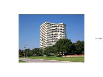 Tampa Condo For Sale: 2611 Bayshore Boulevard #107