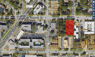 Tampa Residential Lots & Land For Sale: 3216 W Azeele Street