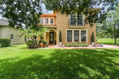 Tampa Single Family Home For Sale: 2101 Boot Lake Circle
