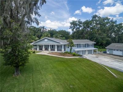 Brooksville Single Family Home For Sale: 703 Stockton Street