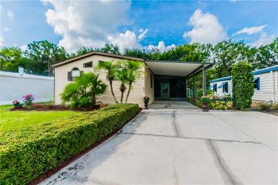 Tampa Mobile/Manufactured For Sale: 8930 Fox Trail