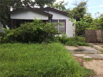 Tampa Single Family Home For Sale: 3505 E Genesee Street