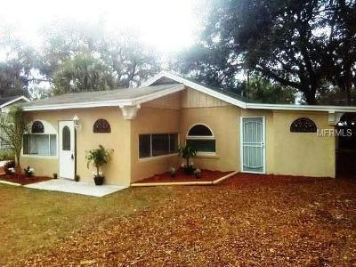 Tampa Single Family Home For Sale: 5407 N Park Place