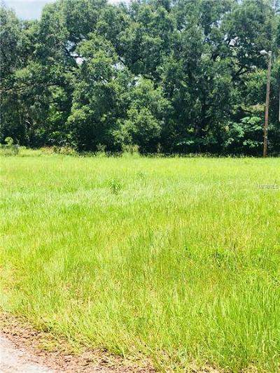 Thonotosassa Residential Lots & Land For Sale: 9754 Lewis Road
