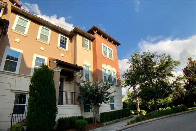 Lake Mary Townhouse For Sale: 1116 Parma Circle