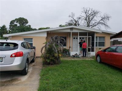 Tampa Single Family Home For Sale: 6512 W Clifton Street