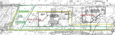 Hernando County, Hillsborough County, Pasco County, Pinellas County Residential Lots & Land For Sale: 3816 N Ridge Avenue