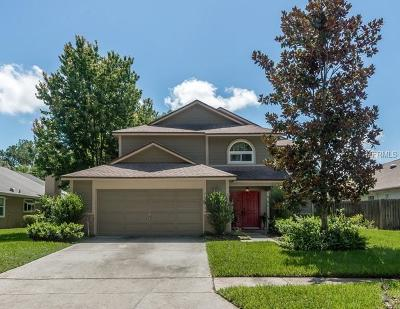 Tampa Single Family Home For Sale: 9059 Quail Creek Drive