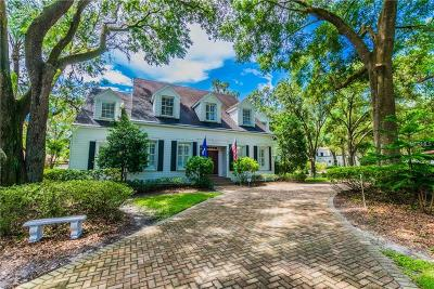 Temple Terrace Single Family Home For Sale: 401 Belle Claire Avenue
