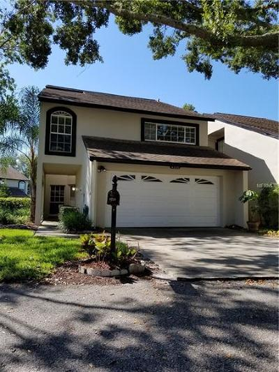 Tampa Townhouse For Sale: 4220 Arborwood Lane