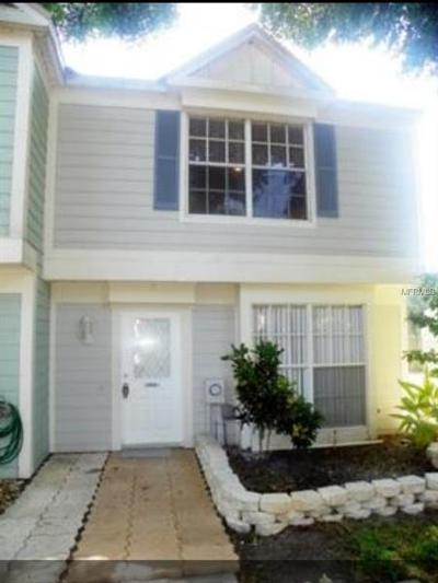 Tampa Townhouse For Sale: 13931 Fletchers Mill Drive