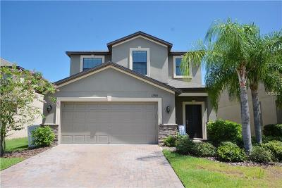 New Port Richey, New Port Richie Single Family Home For Sale: 11900 Crestridge Loop