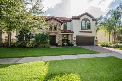 Tampa Single Family Home For Sale: 1814 Bella Casa Court