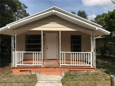 Tampa Single Family Home For Sale: 8422 N Semmes Street