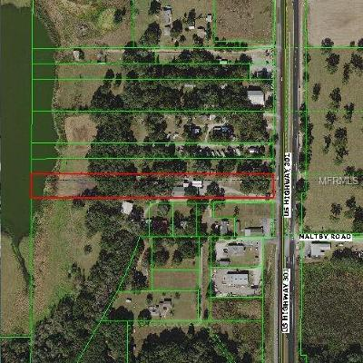Pasco County Commercial For Sale: 10301 Us Highway 301 Highway