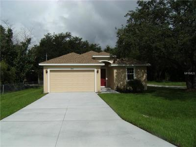 Gibsonton Single Family Home For Sale: 9917 Prevatt Street