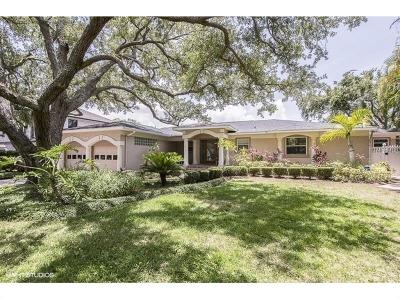 Clearwater Single Family Home For Sale: 1826 Venetian Point Drive