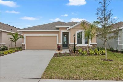Bradenton Single Family Home For Sale: 3918 Sunshine Pine Avenue
