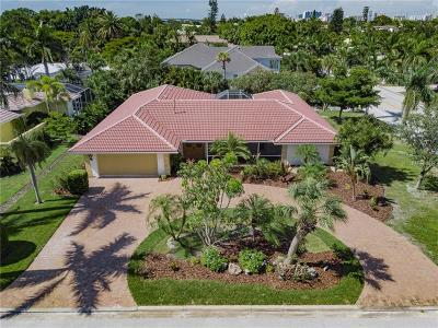 Sarasota FL Single Family Home For Sale: $850,000