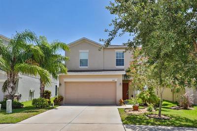 Ruskin Single Family Home For Sale: 1307 Pasadena Bloom Lane
