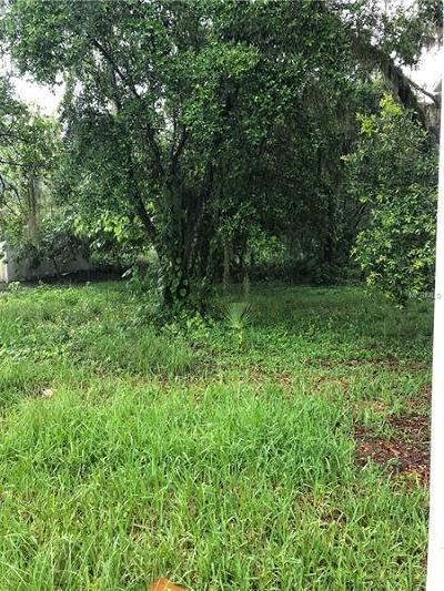 Thonotosassa Residential Lots & Land For Sale: 9309 Goldenrod Road