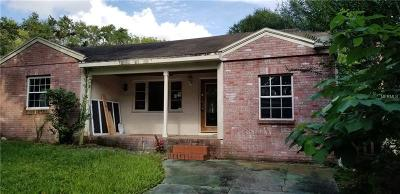 Tampa Single Family Home For Sale: 7202 N 15th Street