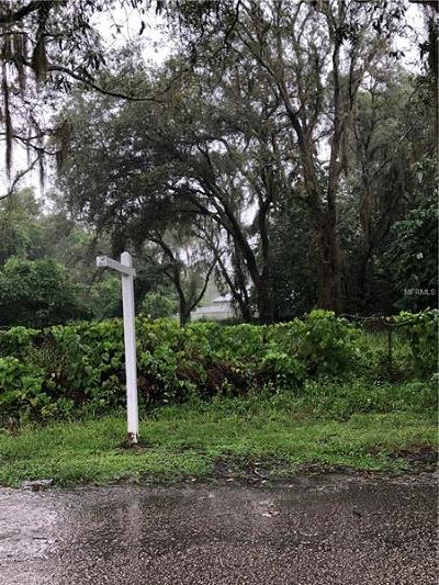 Thonotosassa Residential Lots & Land For Sale: 9308 Eastfield Road