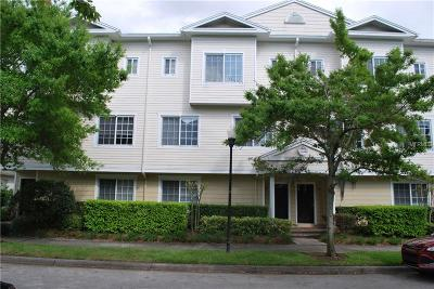 Westchase Townhouse For Sale: 9838 West Park Village Drive