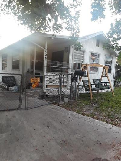 St Petersburg Single Family Home For Sale: 2946 18th Street N
