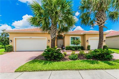 Hillsborough County Single Family Home For Sale: 16271 Diamond Bay Drive