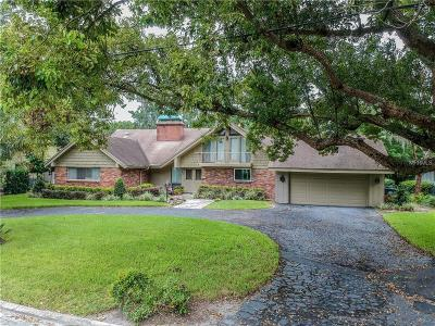 Tampa Single Family Home For Sale: 3113 Samara Drive