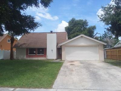 Tampa Single Family Home For Sale: 6806 Dickinson Court