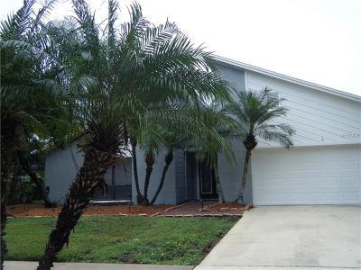 Tampa Single Family Home For Sale: 3354 Foxridge Circle