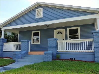 Single Family Home For Sale: 3005 Ybor Street